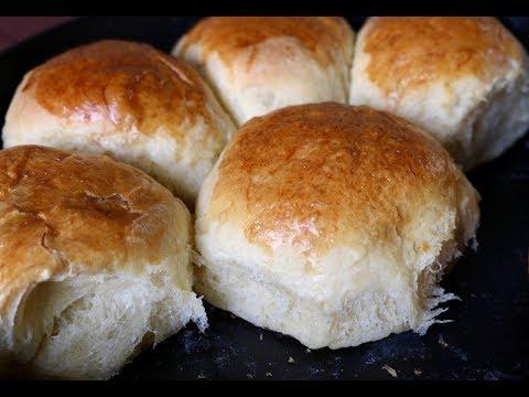 Homemade Soft Buttery Rolls
