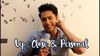 """I just like to be Happy "" Sudeep Sahir | Up , Close & Personal"