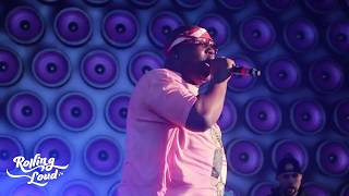 E-40 Performs Yay Area On Stage For Rolling Loud Bay Area 2018