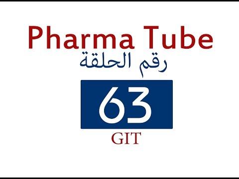 Pharma Tube - 63 - GIT - 2 - Peptic Ulcer Disease (PUD) [HD]