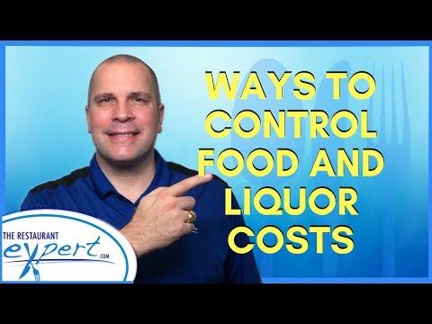 Restaurant Management Tip - Ways to Control Food and Liquor Costs  #restaurantsystems