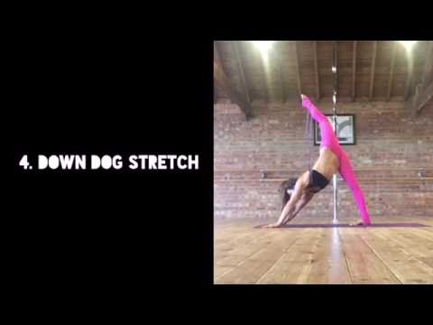 TOP 5 Resistance Band Stretches for Flexibility