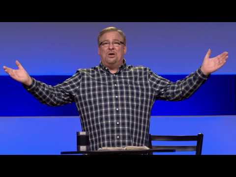 Learn How To Pray And Fast For A Breakthrough with Rick Warren