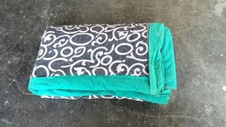 How to Make Bonta ( Old Sarees Tho Small Bed) by Amma Arts