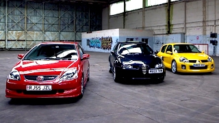 Second Hand Heroes: Hot Hatches - Fifth Gear