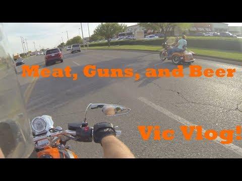 Vic Vlog | Weekend Recap | Gun Talk