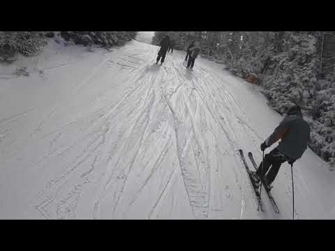 Ski trip to Gore