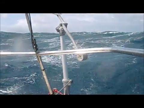 Azores to Hamble