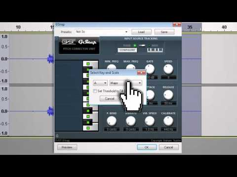 Auto-Tune Your Voice For Free