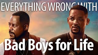 Everything Wrong With Bad Boys For Life In 22 Minutes Or Less