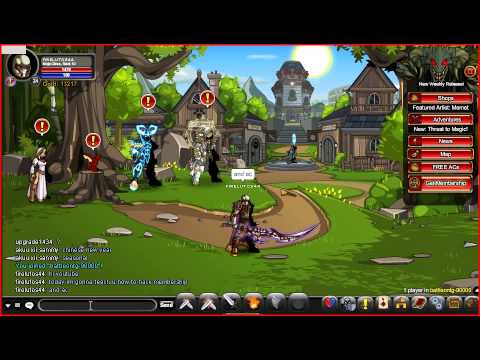 aqw how to get 10,000 ac and forever membership