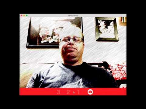 iMovie Tutorial - Taking Photos With PhotoBooth