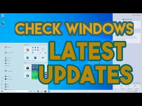 Windows 10: How to check Windows updates #computerrepair #computerrepair #techtip