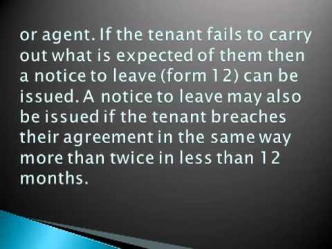 What Happens When a Rental Lease is Broken