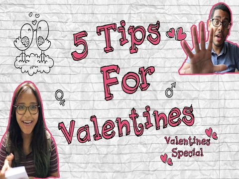 5 Things to do for your Girlfriend on Valentines !