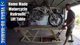 Remarkable How To Build A Motorcycle Workbench 2019 Pakvim Net Hd Dailytribune Chair Design For Home Dailytribuneorg
