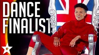 BEST Dancer of 2016 Balance Unity on Britain