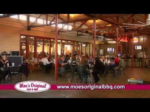 Moe's Original Bar B Que South Alabama TV Commercial