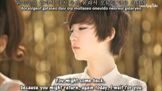 Davichi & T-ara - We Were In Love MV [English subs + Romanization + Hangul] HD