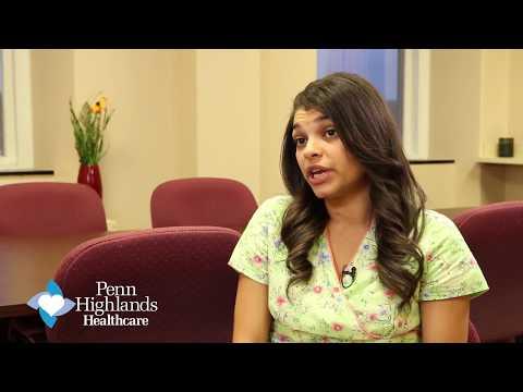 Misty Nellis, CNA   Why Penn Highlands