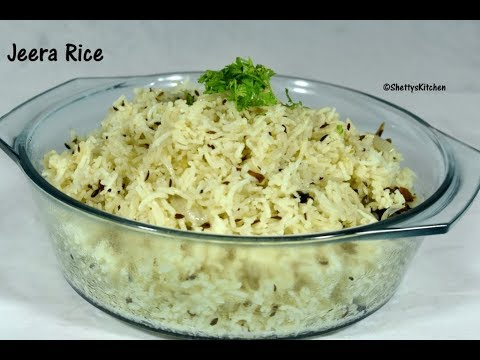 Jeera Rice recipe | Quick Jeera Rice Recipe