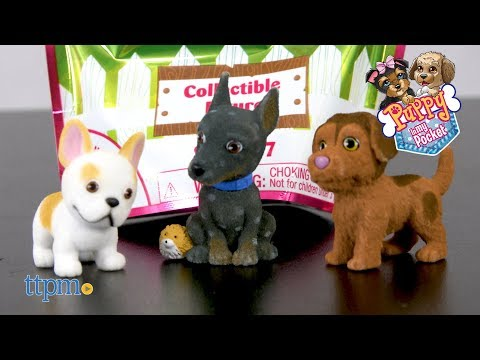 Puppy in My Pocket Collectible Figure Series 7 from Just Play