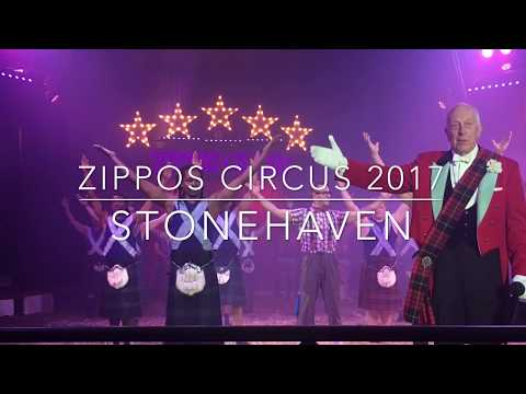 Zippos Circus 2017 in Stonehaven (Highlights)