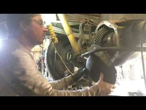 Rear Differential service DIY on 1996 dodge 2500 truck.