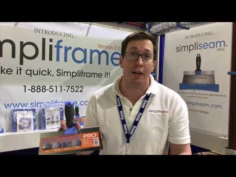 Simpliframe Tweaks Its Modular System, Develops Drywall Tool
