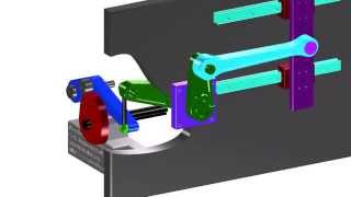 Two Spatial Mechanisms for Packaging Machines