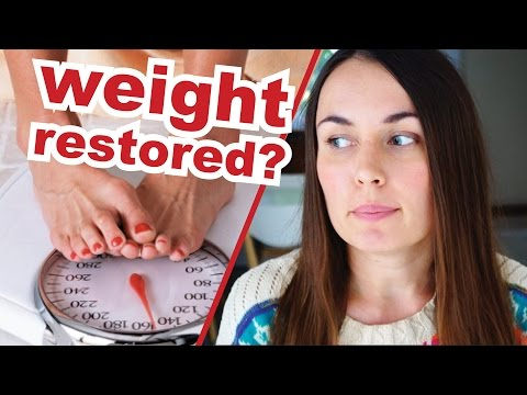 How To Know If You Are WEIGHT RESTORED? | Eating Disorder Recovery