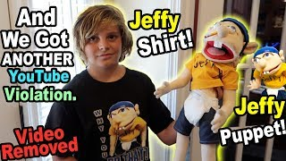 OUR BIGGEST SML JEFFY FAN?! (And Video News)