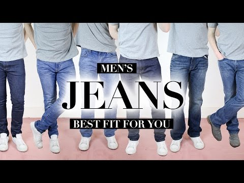 Are You Wearing The Right Fit of Jeans? | Men's Style Staples