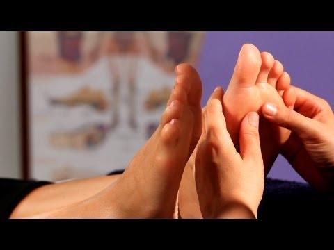 6 Techniques for Cancer Patients | Reflexology