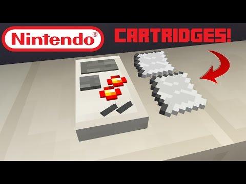 Minecraft - How To Make the Nintendo Game Boy