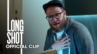 """Long Shot (2019 Movie) Official Clip """"Micronapping"""" – Seth Rogen, Charlize Theron"""