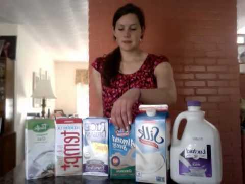 6 Lactose Free Milk Alternatives