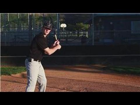 Baseball Tips & Training : Hitting a Baseball With a Wooden Bat
