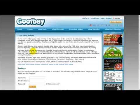 Tricks How To Win Last Minute Auction On Ebay - Guaranteed