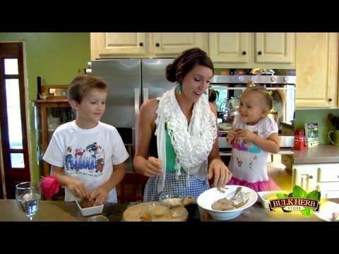 Edible Play Dough - Shoshanna's Kitchen - Episode 126