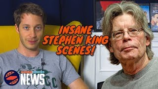 Most Insane Stephen King Book Moments! - Special Features
