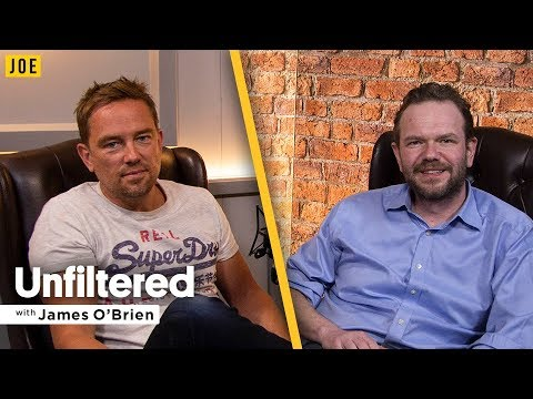 Simon Thomas: grief, faith and the devastating loss of his wife | Unfiltered with James O'Brien #34