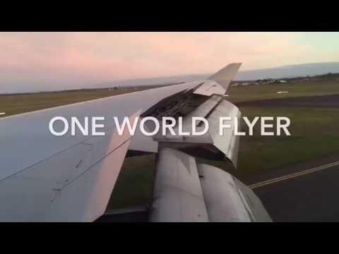 Qantas Airways | B747-400 | landing at Melbourne Tullamarine MEL HD