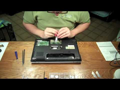 How to Fix an Overheating Laptop   Step by Step Fan Cleaning   HP Pavilion dv6500