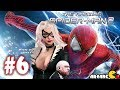 The Amazing Spider Man 2 Movie Game Aleksei Sytsevich Boss F