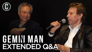 Gemini Man: Ang Lee and Jerry Bruckheimer Go Deep in 60-Minute Q&A