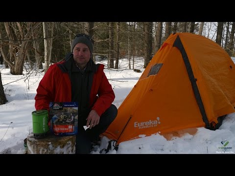 Jetboil & Mountain House - The perfect combination