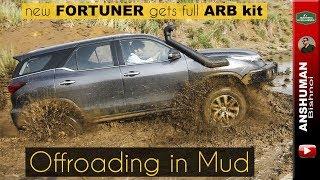 Fortuner, Gypsy, Isuzu D-Max | Offroading in Mud | June 2018