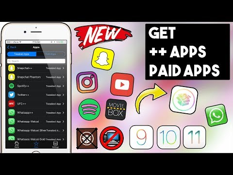 New Update iCydia 7/Install ++ Apps/Paid Apps/Games & More (NO JB/COMP) iOS 11/10/9 iPhone/iPod/iPad