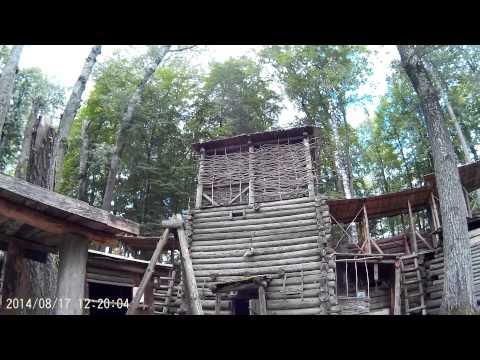 Uldeven's wooden  castle